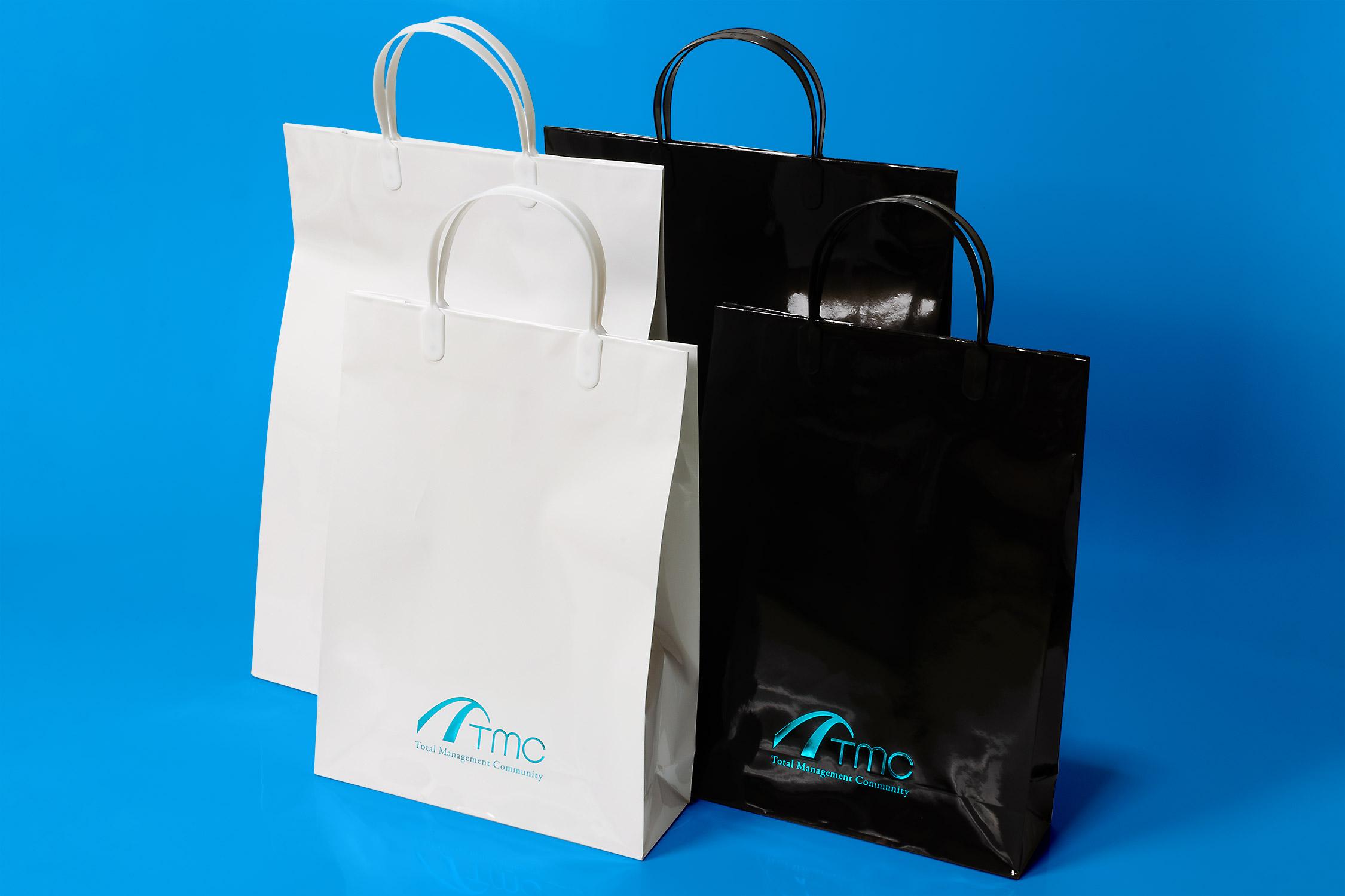 紙袋 株式会社ティーエムシー